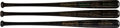 Baseball Collectibles:Bats, 1969-74 World Series & All-Star Black Bats from The Brooks Robinson Collection. ...