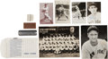 Baseball Collectibles:Photos, 1930's-70's New York Yankees Photograph & Ephemera Collection,Some Signed, Lot of 30+....