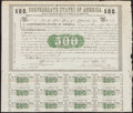Confederate Notes:Group Lots, Ball 6 Cr. 7 $500 1861 Bond.. ...