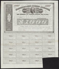 Confederate Notes:Group Lots, Ball 280 Cr. 138 $1000 1863 Bond.. ...