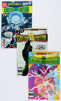 Modern Age (1980-Present):Superhero, Green Lantern Box Lot (DC, 1982-88) Condition: Average NM-....