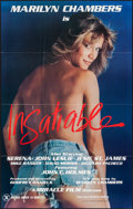 """Movie Posters:Adult, Insatiable & Other Lot (Miracle Films, 1980). One Sheets (2) (23.25"""" X 37"""" & 26.5"""" X 39.5""""). Adult.. ... (Total: 2 Items)"""