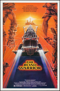 """The Road Warrior (Warner Brothers, 1982). One Sheet (27"""" X 41""""). Science Fiction"""