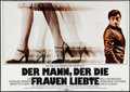 """Movie Posters:Foreign, The Man Who Loved Women & Others Lot (Tobis, 1977). German A0 (33"""" X 46.5""""), French Affiche (23.5"""" X 31.25""""), and Trimmed On... (Total: 3 Items)"""