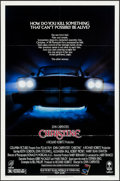 """Movie Posters:Horror, Christine (Columbia, 1983). One Sheet (27"""" X 41""""). Horror.. ..."""