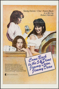 """Come Back to the Five and Dime, Jimmy Dean, Jimmy Dean & Others Lot (Cinecom, 1982). One Sheets (4) (27"""" X..."""