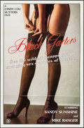 """Movie Posters:Adult, Black Garters & Others Lot (Masterpiece, 1981). One Sheets (3) (26"""" X 40"""" & 27"""" X 41""""). Adult.. ... (Total: 3 Items)"""
