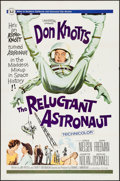 "Movie Posters:Comedy, The Reluctant Astronaut (Universal, 1967). One Sheet (27"" X 41""). Comedy.. ..."
