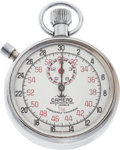 Football Collectibles:Others, 1960 Buck Shaw Game Used Philadelphia Eagles Stopwatch....