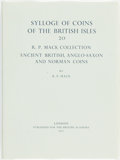 Books:Non-fiction, R. P. Mack. Sylloge of Coins of the British Isles 20 Ancient British, Anglo-Saxon, and Norman Coins in the Collection Fo...