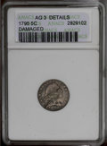 Early Half Dimes: , 1795 H10C --Damaged--ANACS. AG3 Details. NGC Census: (0/385). PCGSPopulation (4/452).Mintage: 78,600. Numismedia Wsl. Price...