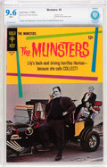 Silver Age (1956-1969):Humor, Munsters #3 (Gold Key, 1965) CBCS NM/MT 9.8 White pages....