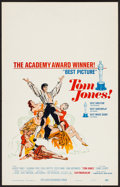 "Movie Posters:Academy Award Winners, Tom Jones & Others Lot (United Artists, 1964). Window Cards (3) (14"" X 22"") Academy Award Style. Comedy.. ... (Total: 3 Items)"