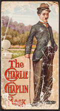 "Movie Posters:Comedy, The Charlie Chaplin Book (Sam'l Gabriel Sons & Company, 1916). Softcover Book (12 Pages, 6.5"" X 12.25""). Comedy.. ..."