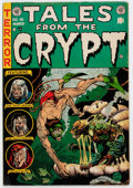Golden Age (1938-1955):Horror, Tales From the Crypt #40 (EC, 1954) Condition: VG/FN....