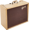 Musical Instruments:Amplifiers, PA, & Effects, 1959 Gibson GA-6 Tweed Guitar Amplifier, Serial # 27769....