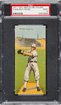 Baseball Cards:Singles (Pre-1930), 1911 T201 Mecca Double Folders Walsh/Payne PSA Mint 9 - Pop One,Highest Graded Example! ...