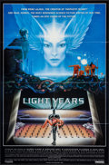 """Movie Posters:Animation, Light Years & Other Lot (Miramax, 1988). One Sheet (27"""" X 41"""")& Trimmed One Sheet (27"""" X 39.75). Animation.. ... (Total: 2Items)"""