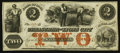 Obsoletes By State:Iowa, Lyons City, City of Lyons City $2 Nov. 20(?), 1858 Oakes 89-2. ...