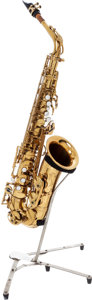 Musical Instruments:Horns & Wind Instruments, 1967 Selmer Mark VI Brass Alto Saxophone, Serial # 145059....