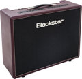 Musical Instruments:Amplifiers, PA, & Effects, 2012 Blackstar Artisan 30 Artisan Burgundy Guitar Amplifier....