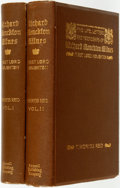 Books:Biography & Memoir, T. Wemyss Reid. The Life, Letters, and Friendships of Richard Monckton Milnes, First Lord Houghton... In Two Volumes.... (Total: 2 Items)