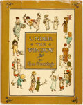 Books:Children's Books, [Children's]. Kate Greenaway. Under the Window. Pictures& Rhymes for Children. London: Frederick Warne,...