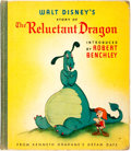Books:Children's Books, [Disneyana]. Walt Disney's Story of The Reluctant Dragon.Introduced by Robert Benchley from Kenneth Grahame's ...
