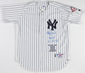 Baseball Collectibles:Uniforms, Roger Clemens Signed New York Yankees Jersey....