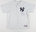 """Baseball Collectibles:Uniforms, Roger Clemens """"All Century"""" Signed New York Yankees ..."""