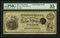 "Obsoletes By State:Ohio, Cincinnati, OH Strobridge & Co. ""50"" Advertising Note ND Wolka0643-03. ..."