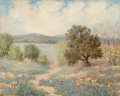 Texas:Early Texas Art - Regionalists, Hazel Massey (American, 1907-1990). Spring Enchantment. Oilon canvasboard. 24-1/4 x 30 inches (61.6 x 76.2 cm). Signed ...