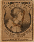 Books:Children's Books, Billy Vidkins. Illustrations of the Poets. Philadelphia:Published by S. Robinson, [1849]....