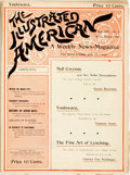 Books:Periodicals, [Periodical]. The Illustrated American, Vol. XIV, No. 4,Whole Number 180... for Week Ending July 29, 1893. New ...