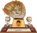 Baseball Collectibles:Others, 1964 Gold Glove Award from The Brooks Robinson Collection....