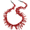 Estate Jewelry:Necklaces, Branch Coral Necklace. ...