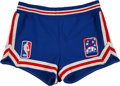 Basketball Collectibles:Uniforms, 1974 NBA All-Star Game Worn Eastern Conference Shorts. ...