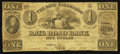 Obsoletes By State:Ohio, Toledo, OH- Erie and Kalamazoo Rail Road Bank $1 Faded 1841 Wolka2556-01. ...