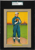 Baseball Cards:Singles (Pre-1930), 1910-11 T3 Turkey Red Walter Johnson #99 SGC 50 VG/EX 4....