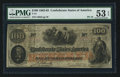 Confederate Notes:1862 Issues, T41 $100 1862 PF-10 Cr. 315A. ...