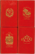 Books:Literature 1900-up, Charles Dickens. Group of Four Christmas Books. London: Chapman andHall, 1886, 1887. . ... (Total: 4 Items)