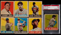 Baseball Cards:Lots, 1948 Leaf Baseball Group (7) with DiMaggio....