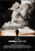"Movie Posters:War, Saving Private Ryan (Paramount, 1998). One Sheet (27"" X 40"") DS Cloud Style. War.. ..."