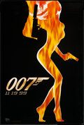 "Movie Posters:James Bond, The World is Not Enough (MGM, 1999). One Sheet (27"" X 40"") SSAdvance. James Bond.. ..."