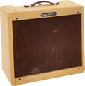 Musical Instruments:Amplifiers, PA, & Effects, 1958 Fender Harvard Tweed Guitar Amplifier, Serial # H001725....
