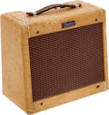 Musical Instruments:Amplifiers, PA, & Effects, 1957 Fender Champ Tweed Guitar Amplifier, #C04795....