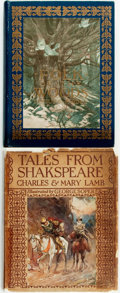 Books:Children's Books, [Children's]. Pair of Early Twentieth-Century IllustratedChildren's Books. . ... (Total: 2 Items)