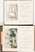 Books:Children's Books, [Children's, Natural History]. Pair of Nineteenth-Century Books onAnimals. Various publishers and dates. . ... (Total: 2 Items)
