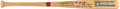 Baseball Collectibles:Bats, 2000's Brooks Robinson Signed Cooperstown Bat from The Brooks Robinson Collection. ...