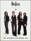 """Movie Posters:Rock and Roll, The Beatles Anthology 3 (Apple, 1996). Album Poster (36"""" X 48"""").Rock and Roll.. ..."""